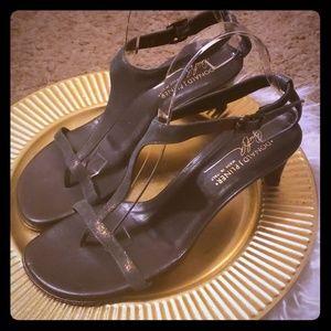 EUC Donald J Pliner Italian Leather Sandals